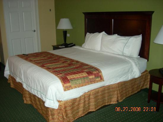 TownePlace Suites Pocatello: The Bed