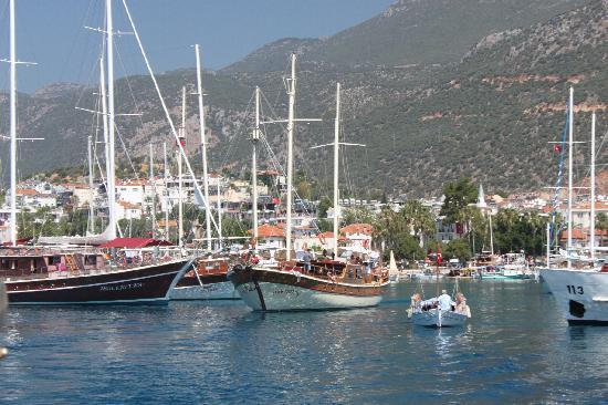 Kaş, Türkiye: Kas harbour