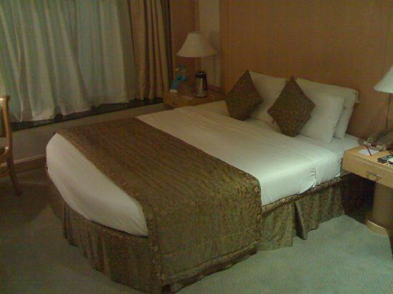 Vits Hotel: hotel bed-room