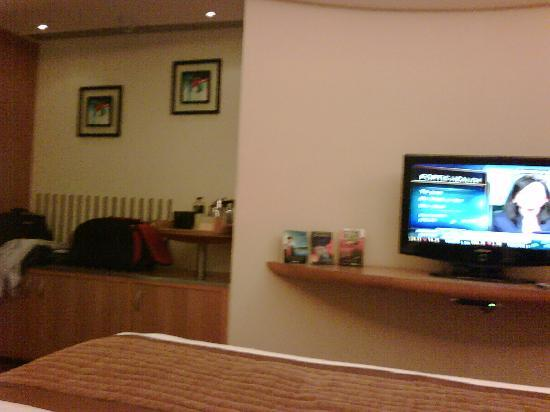 Sahara Star Hotel: view from another corner of the room