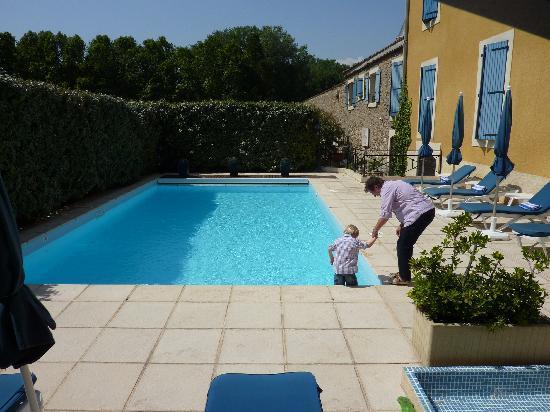 La Bastide Cabezac: Pool at Bastide Cabazac