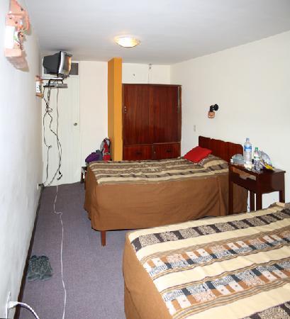Tawantinsuyu Inn: Standard room