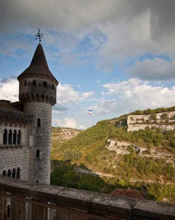 Lot, Frankrig: Rocamadour