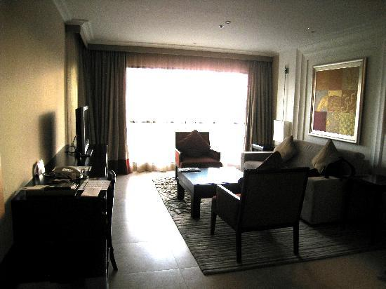 Marriott's Mai Khao Beach - Phuket : Living room
