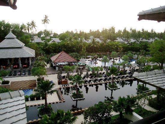 Marriott's Mai Khao Beach - Phuket : View of pool area from room