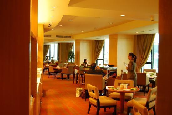 The Westin Kuala Lumpur: Executive Club Lounge