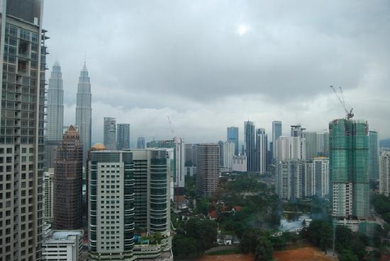 The Westin Kuala Lumpur: View from the Westin