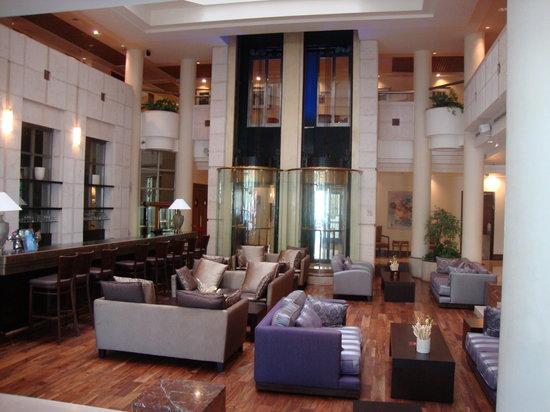 Crowne Plaza Hotel Haifa: Loung Bar