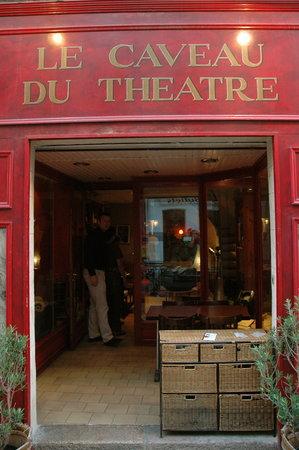 Le Caveau du Theatre