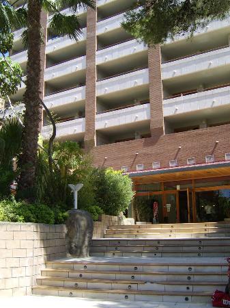 La Era Park Apartments: Hotel. Entrada del hotel