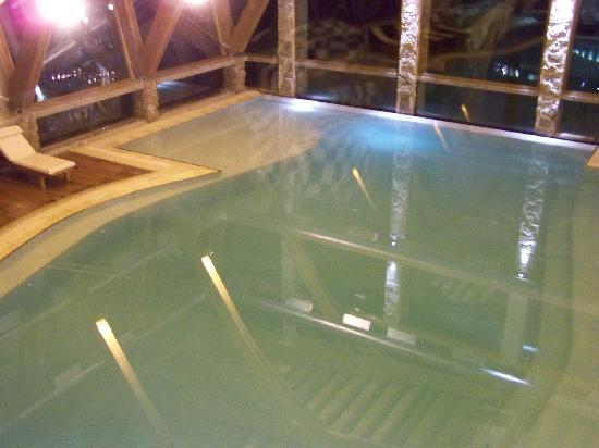 Posada Los Alamos: The pool