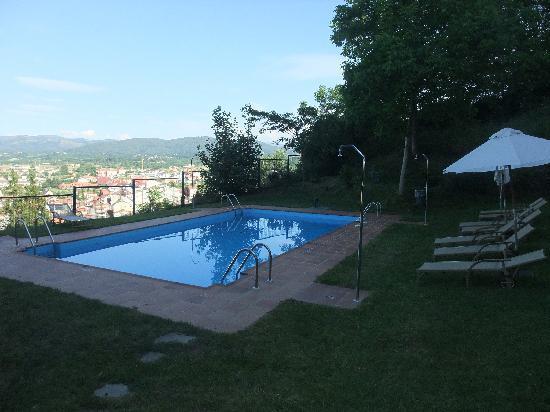 piscina foto de parador de monforte de lemos monforte