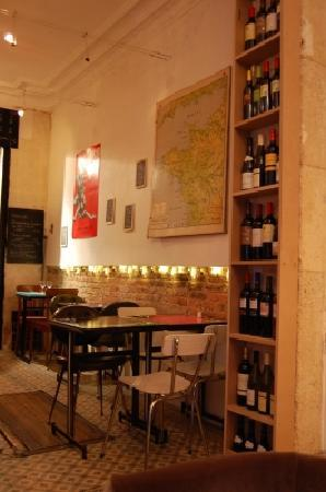 Les Bricoles Bar à vin