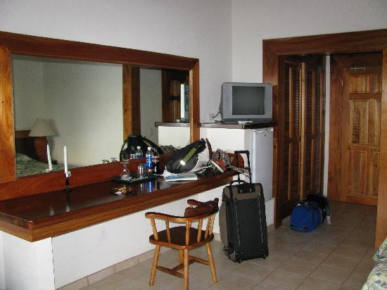Hotel Montana Monteverde: Spacious Usable Organization area