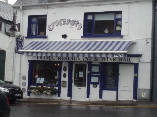 Crackpots Restaurant: crackpots june 7
