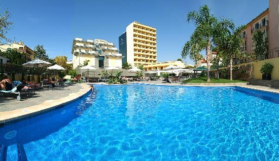 Hotel Isla Mallorca & Spa: Swimming pool