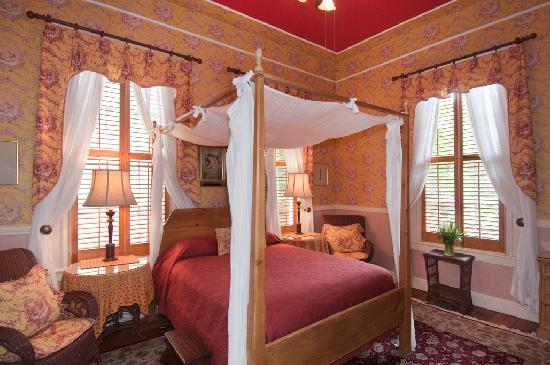 Jasmine House Inn: Mendenhall- First Floor, Queen Bed