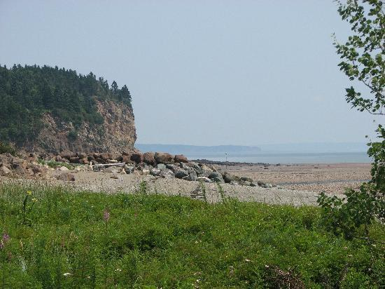 Bay of Fundy at Alma