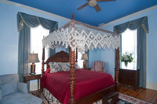 Jasmine House Inn: Mandarin- Second Floor, Queen Bed