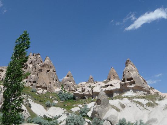 Pigeon Valley: uchisar