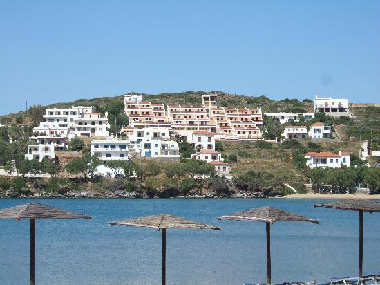 Mare Vista Hotel - Epaminondas: L'hotel vu de Batsi