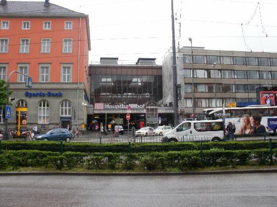 Hotel Ludwig Munchen Hauptbahnhof
