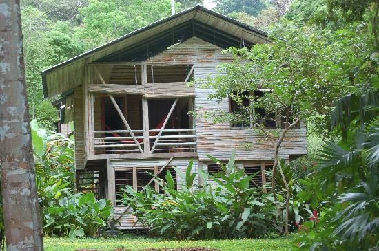 Casa Bambu Resort: La Pina front