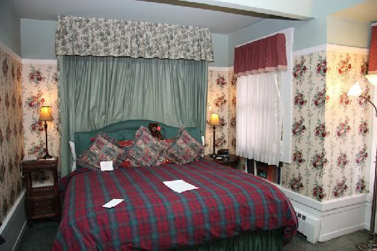 White Swan Inn: Luxury King Room