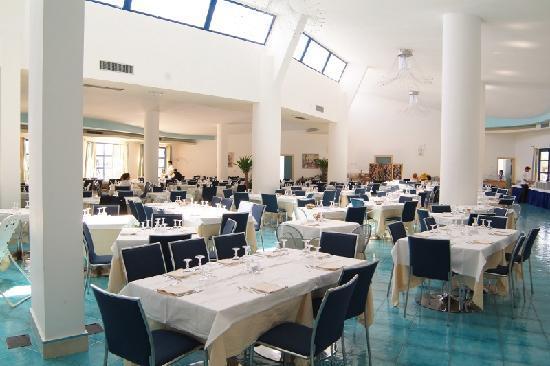 Province of Catanzaro, Italie : Sala ristorante