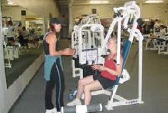 Hampton Inn Louisville I-65 @ Brooks Rd.: Hester's Fitness Center