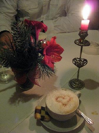 Hotel & Restaurant Sonne: A little dessert at the Restaurant Sonne
