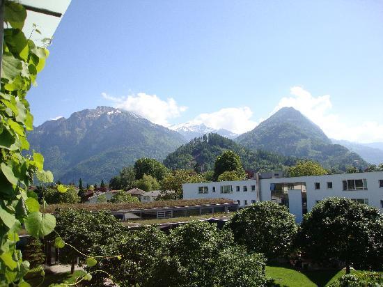 Artos Interlaken: Views in every direction are breath taking