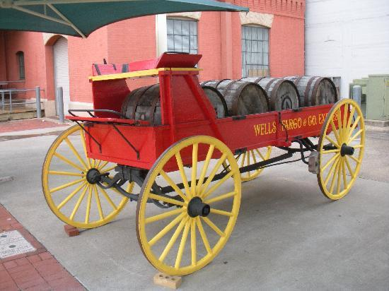 Dr Pepper Museum: Dr. Pepper vehicle