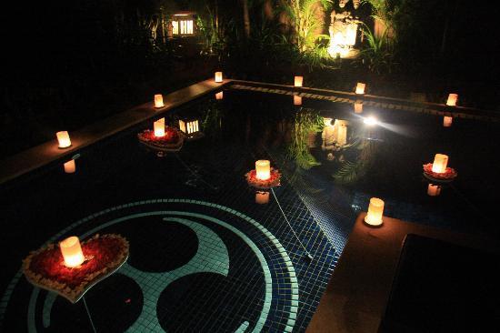 The Dusun : Romantic dinner night