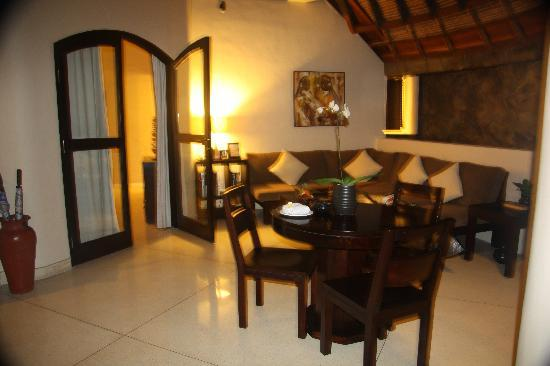 The Dusun : Outdoor lounge