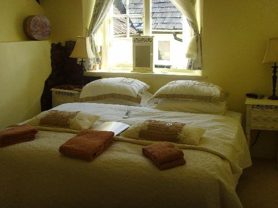 Dunster, UK: Room 2