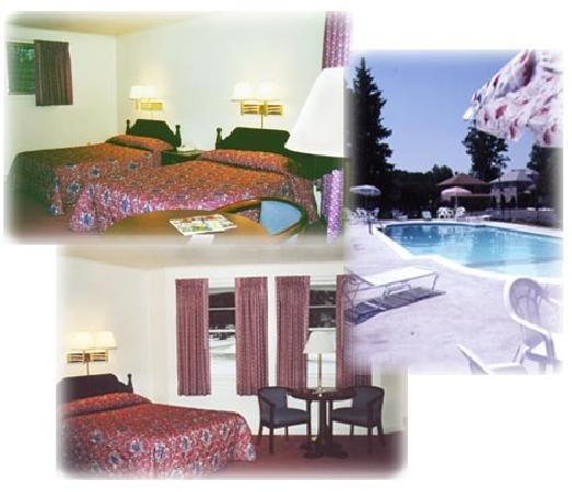 Pittsfield, MA: rooms and swimming pool