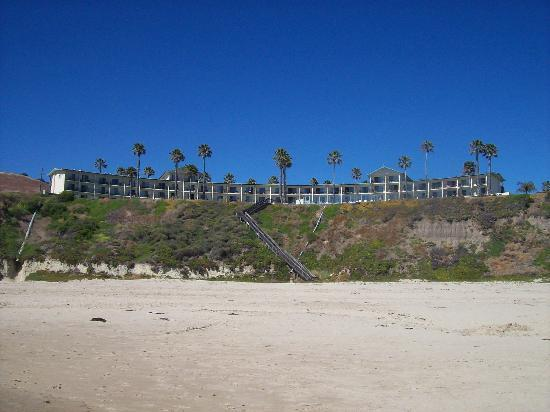 Kon Tiki Inn: Hotel from the beach