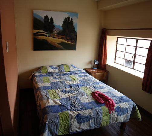 The Walkon Inn Cusco: Our room