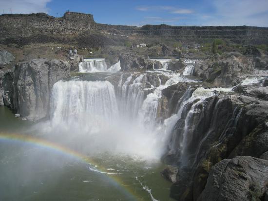 ทวินฟอลส์, ไอดาโฮ: Shoshone Falls