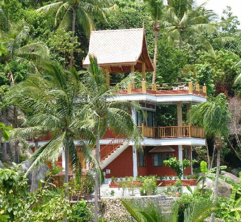 Baan Leam Sila Resort : very cool villa