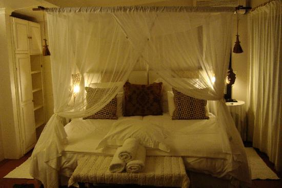 Kingfisher Lodge: hotel room