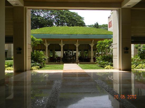 ITC Gardenia, Bengaluru: View from the lobby