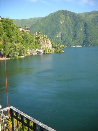 Hotel Lido Seegarten: View from Balcony