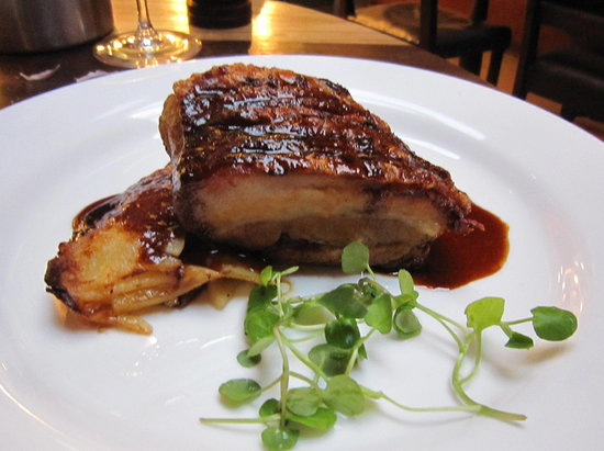 Bumpkin South Kensington: Roast Pork at Bumpkin