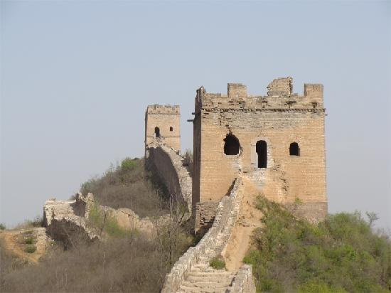 Great Wall, частный пеший тур по Великой Стене