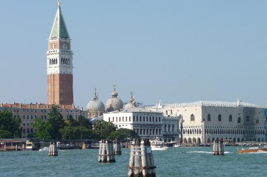 Ristorante Al Redentor : Blick auf San Marco