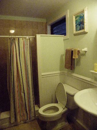 Coconut Coast Villas: the bathroom