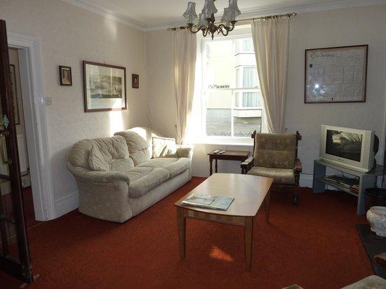 Myrtle House Hotel: Myrtle House Lounge