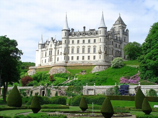 Golspie, UK: Dunrobin Castle 2006/06